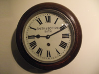 Wall Clock by Garrard